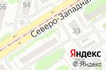 Схема проезда до компании Семейный капитал в Барнауле