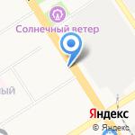 Анастасия на карте Барнаула