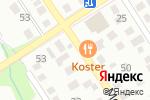 Схема проезда до компании Автомастерская в Барнауле