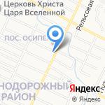 Протех-Сервис на карте Барнаула