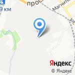 Доктор на карте Барнаула