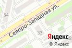Схема проезда до компании Бар в Барнауле