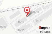 Схема проезда до компании Компания по производству изделий из дерева в Барнауле