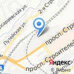 АлтайМрамор на карте Барнаула