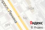 Схема проезда до компании Почтовое отделение №37 в Барнауле