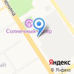 FIT на карте Барнаула