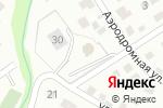 Схема проезда до компании ВиКС в Барнауле