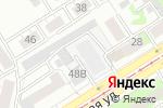 Схема проезда до компании Гефест-Барнаул в Барнауле