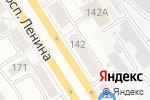Схема проезда до компании А & П в Барнауле