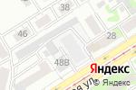 Схема проезда до компании Сан-Дуны в Барнауле