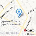 ВиКС на карте Барнаула