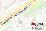 Схема проезда до компании РЕСО-Мед в Барнауле