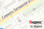 Схема проезда до компании Секонд-хэнд в Барнауле