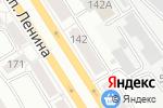Схема проезда до компании Альянс-груп22 в Барнауле