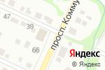 Схема проезда до компании Магазин печатной продукции в Барнауле