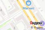 Схема проезда до компании Иномаркет в Барнауле