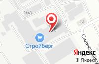 Схема проезда до компании Псж в Барнауле