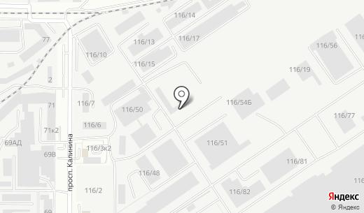 Сибмет. Схема проезда в Барнауле