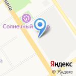 Русь на карте Барнаула