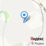 Онест Карго на карте Барнаула