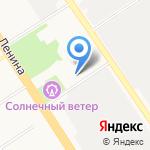 Торговые Автоматы на карте Барнаула