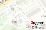 Схема проезда до компании Декор-Дома в Барнауле