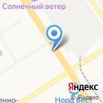 Библиотека №20 им. М.И. Юдалевича на карте Барнаула