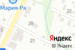 Схема проезда до компании АвтоПрофи в Барнауле