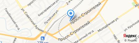 Металлорежущий инструмент и оборудование на карте Барнаула