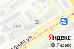 Схема проезда до компании Шар-М в Барнауле