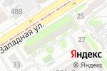 Схема проезда до компании Червонное, ТСЖ в Барнауле
