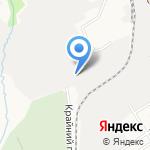 Нерюнгристройизыскания на карте Барнаула