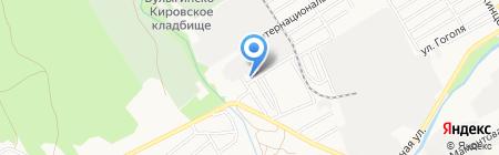 DEPO на карте Барнаула