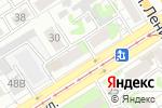 Схема проезда до компании Дежурный в Барнауле