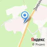 Аптека №301 на карте Барнаула