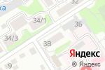 Схема проезда до компании Вымпел, ТСЖ в Барнауле