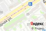 Схема проезда до компании Аудит-Профи в Барнауле