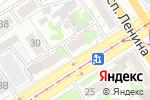 Схема проезда до компании Свадебный Рай в Барнауле