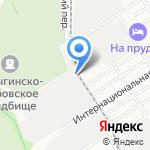 Семена Алтая на карте Барнаула