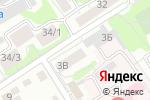Схема проезда до компании Протех-строй в Барнауле