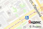 Схема проезда до компании AUTOTEILE в Барнауле