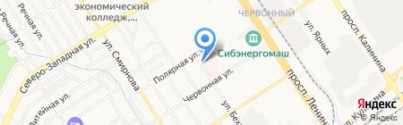 Свой дом на карте Барнаула