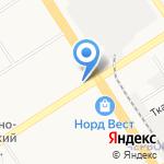 AUTOTEILE на карте Барнаула