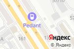 Схема проезда до компании Пивное раздолье в Барнауле