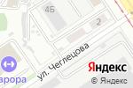 Схема проезда до компании Восхождение в Барнауле