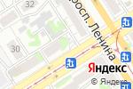 Схема проезда до компании Инмарко в Барнауле