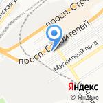 Франция & Корея Shop на карте Барнаула