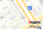 Схема проезда до компании Ортопедический салон в Барнауле