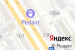 Схема проезда до компании Степ в Барнауле