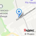 Алтай СРН Химия на карте Барнаула